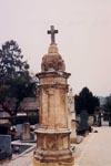 D�cembre 1999 Croix hosanni�re XVIe si�cle dans le cimeti�re de Coublanc Chassigny-Aisey 52190 Photographie : Claude et Mireille GUICHETEAU